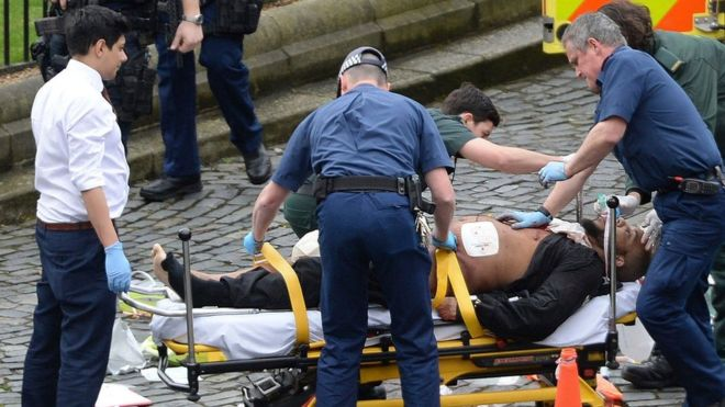 London attack: Khalid Masood identified as killer
