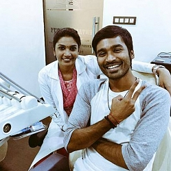 Dhanush's Sister reacts emotionally to Suchi Leaks