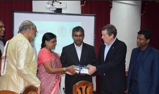 Agreement to link Toronto and Jaffna towns signed in Jaffna