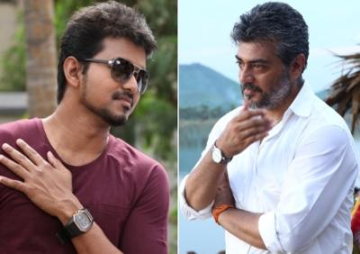 Vijay takes a Break, while Ajith commences