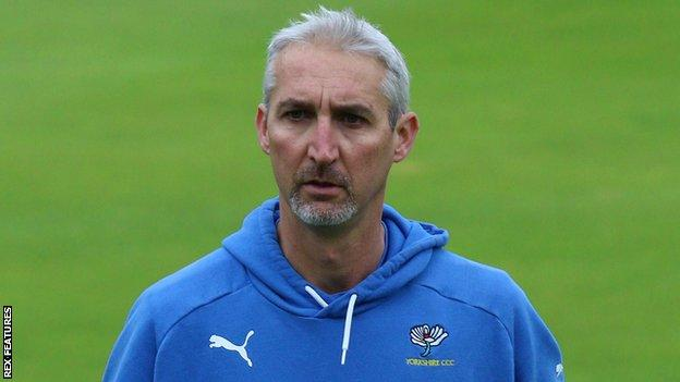 Jason Gillespie: Ex-Yorkshire coach joins Kent as assistant to Matt Walker