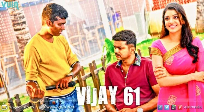 Is this the title of Vijay61?