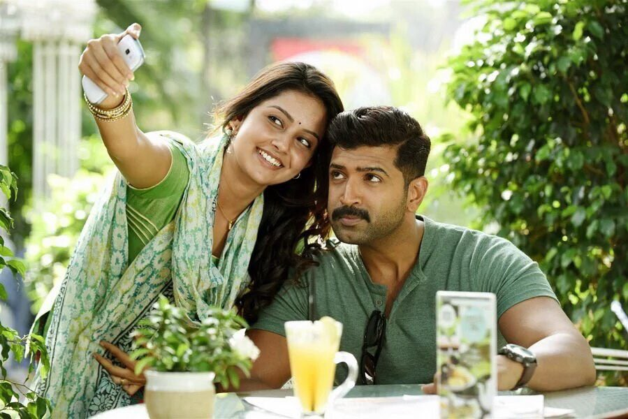 Official details of director and producer of Arun Vijay's Next