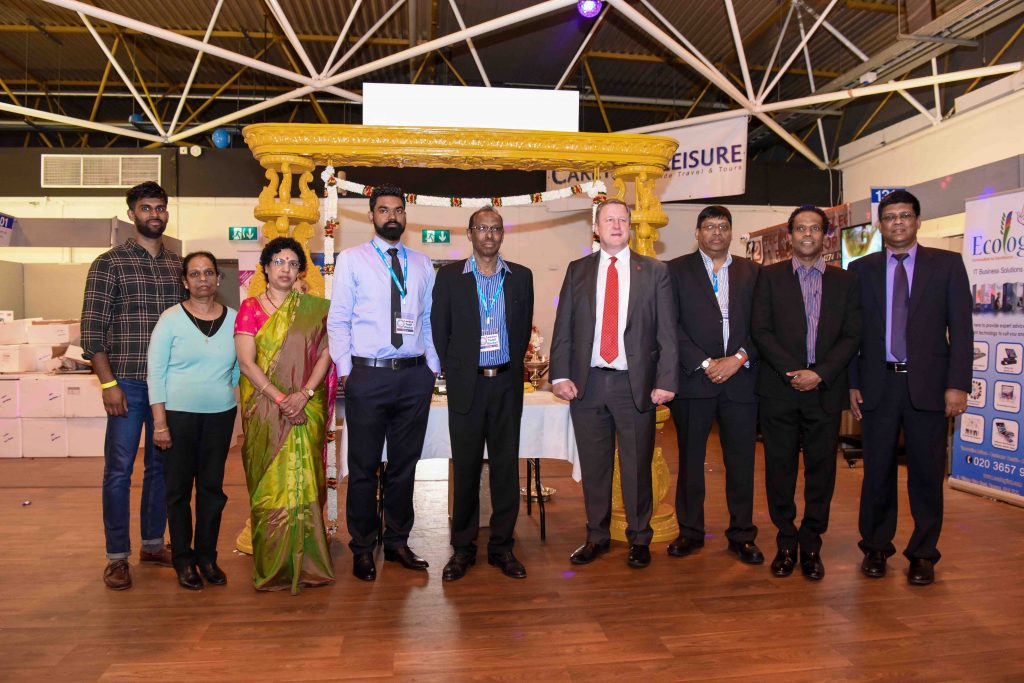 """London Tamil Market 2017"" Ends on a High Note"
