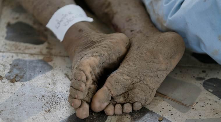 Colombia mudslides kill 254, including 43 children