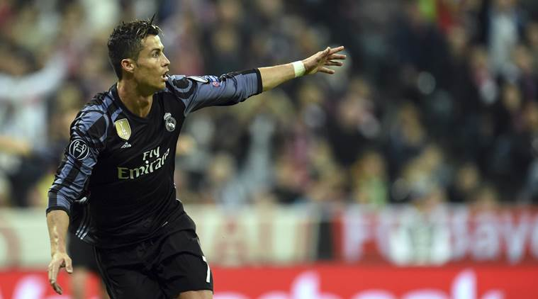Cristiano Ronaldo breaks record, becomes first player to score 100 European goals