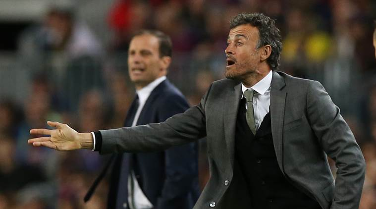 Barcelona paid for mistakes in first leg: Luis Enrique
