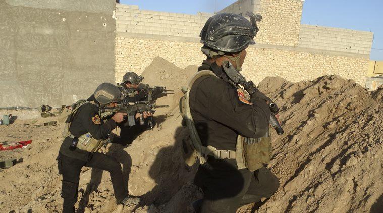 In Mosul, Iraqi snipers track jihadists around the clock
