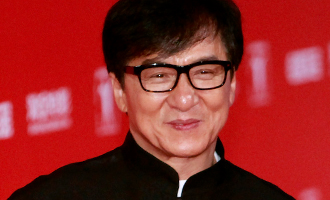 WOW! Jackie Chan becomes a kid
