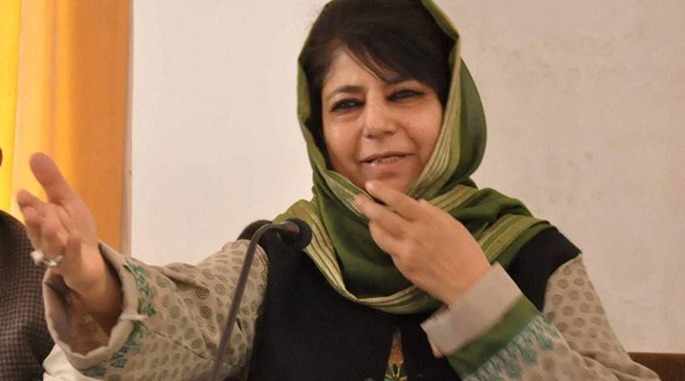 J-K CM Mehbooba Mufti likely to meet PM Narendra Modi today