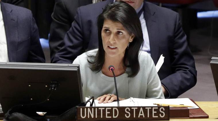US to hold UN human rights meeting after deal with Russia