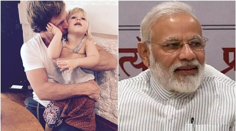 'Happy Birthday India, from India,' PM Modi wishes Jonty Rhodes' daughter