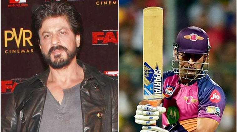 I'm ready to sell my 'pyjama' to buy MS Dhoni, says KKR co-owner Shah Rukh Khan