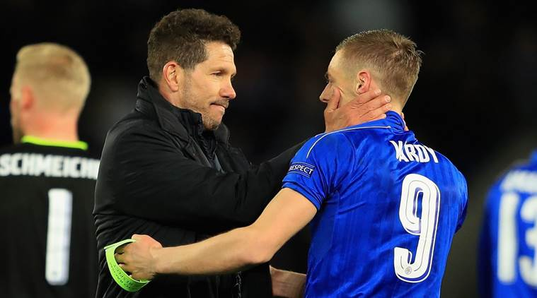 Leicester City's Champions League dream run ends after 2-1 defeat to Atletico Madrid