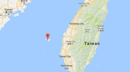 Taiwan says ready to review Chinese activist's asylum request