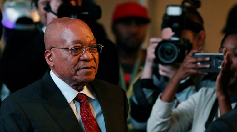 South Africa postpones President's no-confidence vote