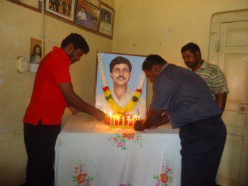 31st commemoration of death of TELO Leader Sri Sabarathnam
