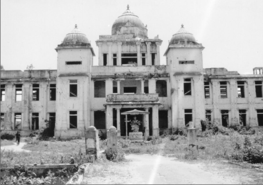 1981, Jaffna Public Library and the Cruellest Cultural Genocide: A Holocaust staged by the Racist Sinhala Government 36 years ago