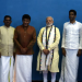 Modi-with-Indian-Origin-Tamil-leaders-1