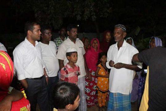 Peaceful solution to Thopur Selavanagar disputes
