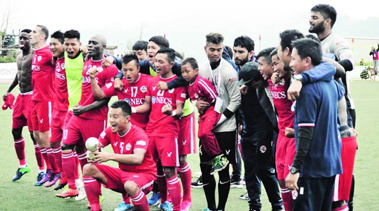 Future tense for I-League Champions Aizawl FC