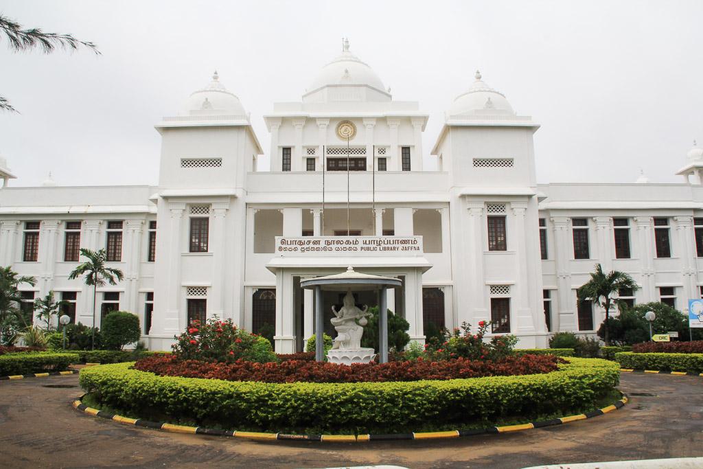 jaffna public library 1