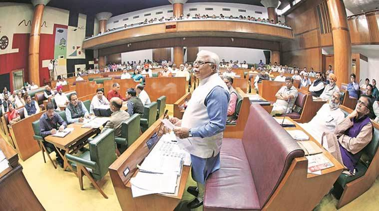 Haryana Assembly passes GST Bill, became eighth state to pass the legislation