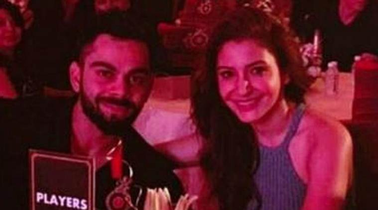 IPL 2017: Virat Kohli, Anushka Sharma attend RCB's 10-year celebrations together, see pics