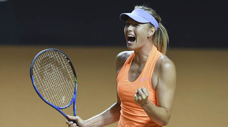 Maria Sharapova not worried about Wimbledon wild-card