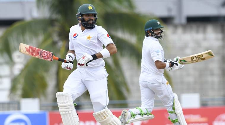 West Indies vs Pakistan: Misbah-ul-Haq makes 99 again, Pakistan in strong position against West Indies