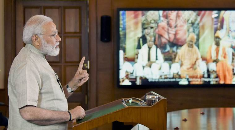Want to make Northeast gateway to Southeast Asia: PM Modi