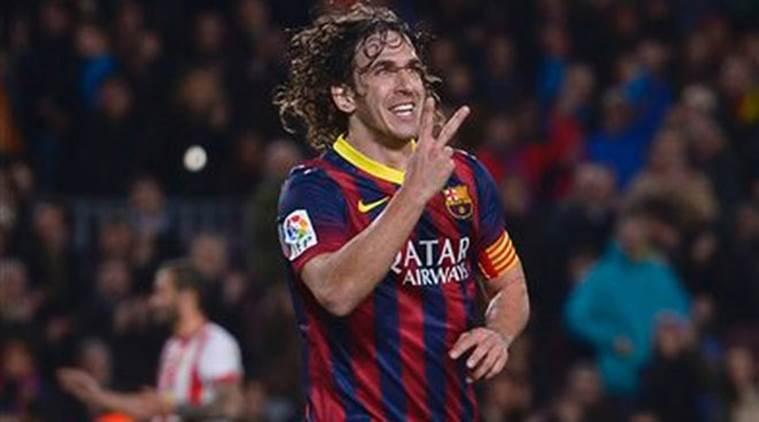 Carles Puyol to launch FIFA U-17 World Cup ticket sales this month