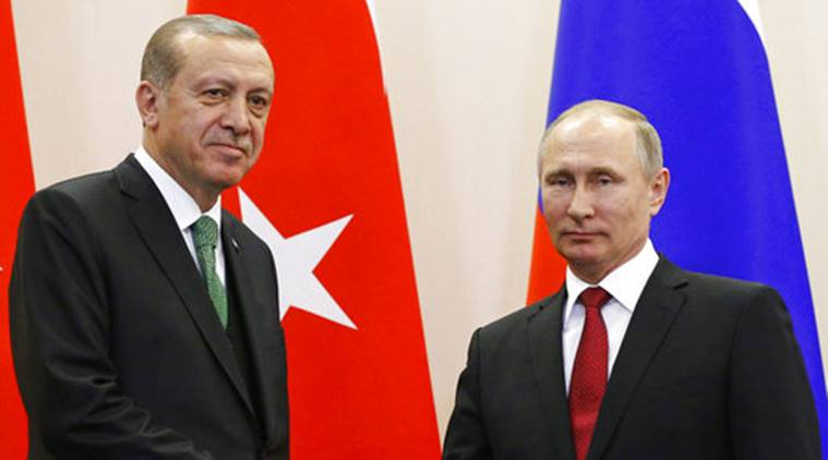 Russia, Turkey agree to support safe-zones in Syria