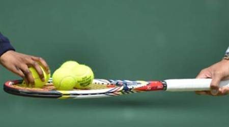 Greek tennis player handed lifetime ban for corruption