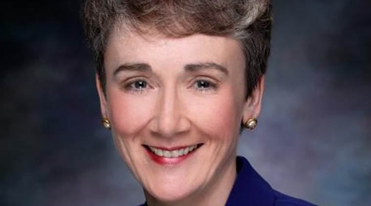US Senate confirms Heather Wilson as Donald Trump's Air Force secretary