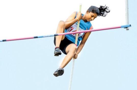 Anitha looses chance to qualify for Asian Games, but shares the 1st place with Army's  Sachchini