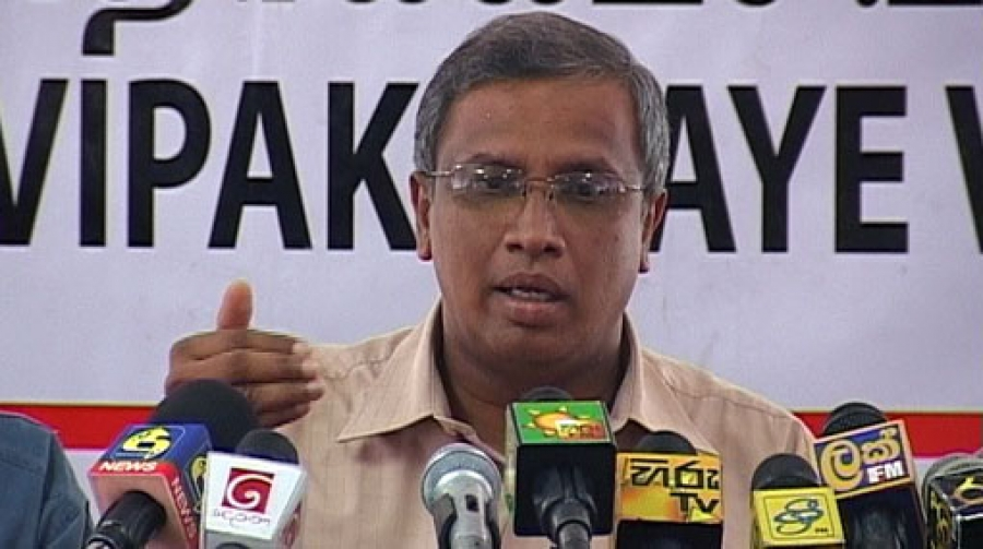 Country moving towards Military Rule, Its important that we strengthen ourselves, says Sumanthiran.