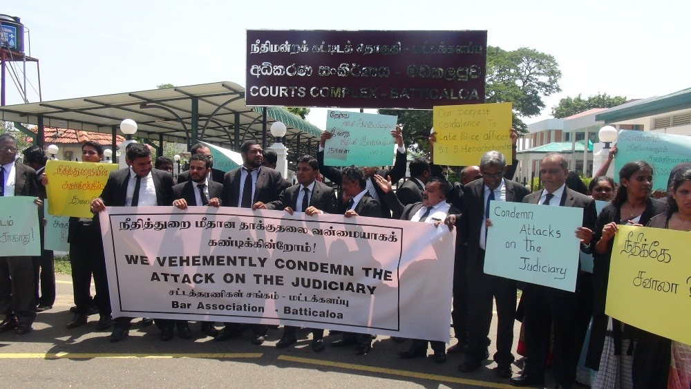 Waves of protest over Assassination attempt on Ilancheliyan