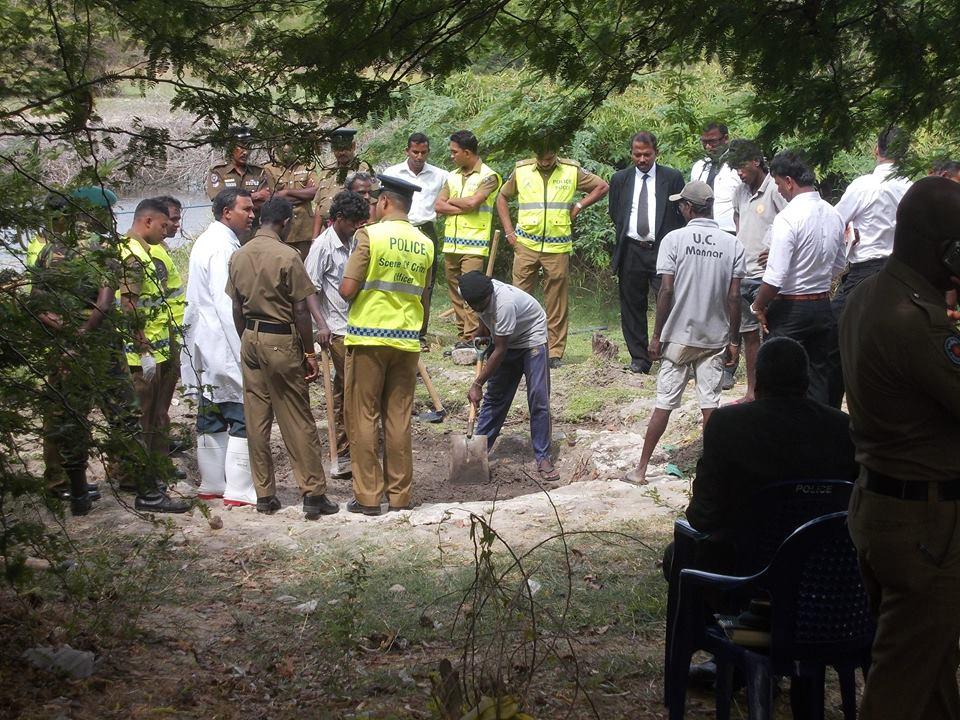 CID complains against Judge inquiring into Manthai Mass Grave