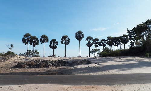 Major ecological crisis in North due to the illegal sand mining