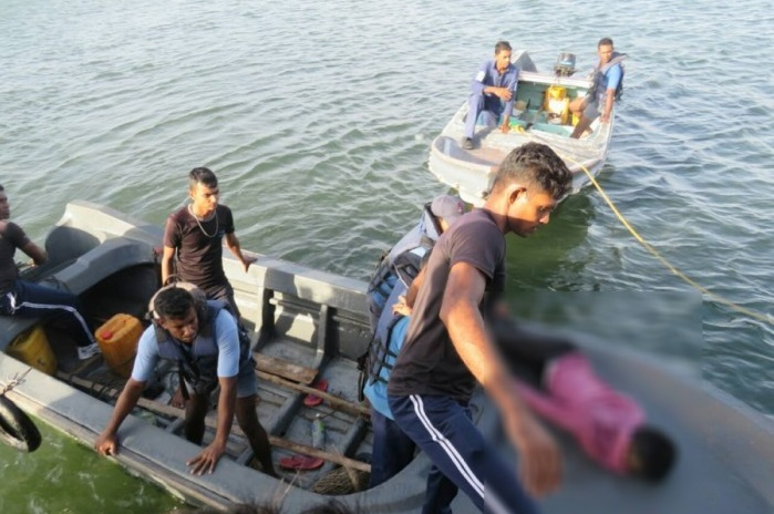 Disaster at Mandaitheevu….6 students drowned, one on his Birthday