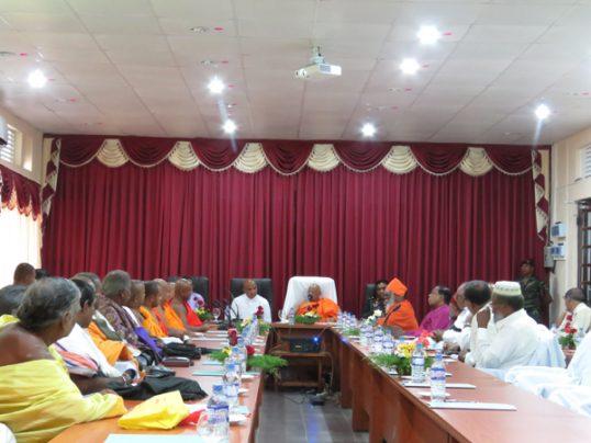 Sinhala Maha Vidyalaya in Jaffna again, promises Asgiriya Mahanayake