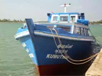 """Kumuthiny"" back in service"