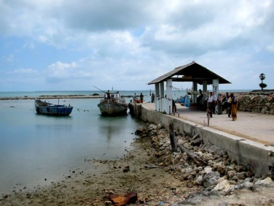 Unauthorized boat service by Southerners – Boycott of service by private Boat owners Kurikadduwan