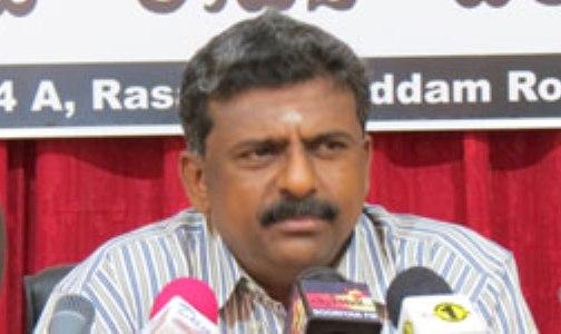 Jeyasekaram sworn in as a Member of the NPC