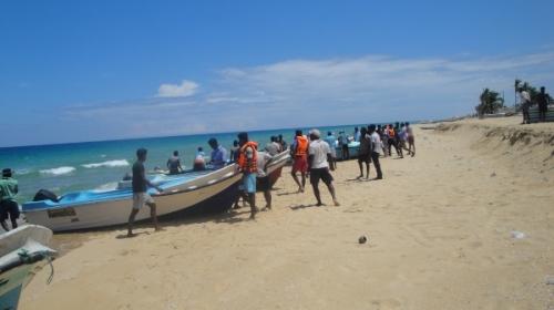 Permission refused for Sand-fish Waddies in Vadamaradchchi North