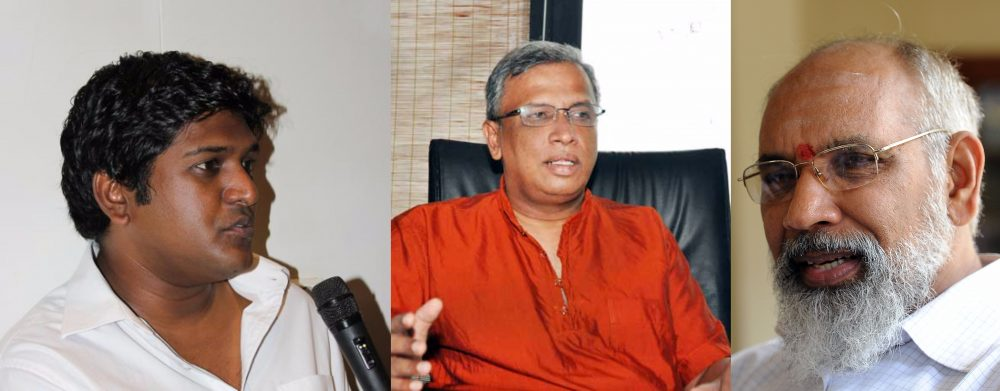 Sumanthiran's Junior in an effort to nullify the powers of the Northern Provincial Council through Sri Lanka Courts