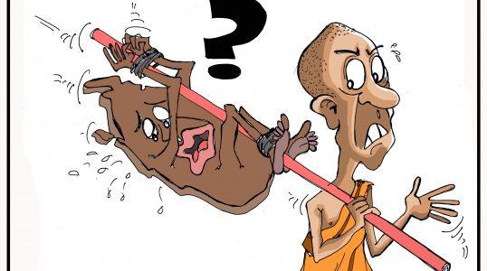 Buddhist extremism in Sri Lanka