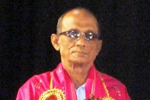 Senior Journalist Kurunathan no more