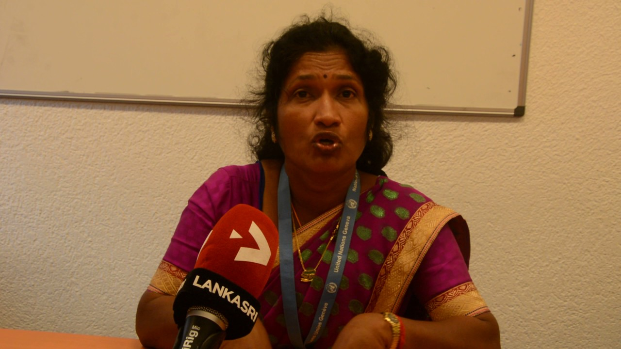 The Cooperative sector of the North should be re-structured: Ananthy Saseetharan